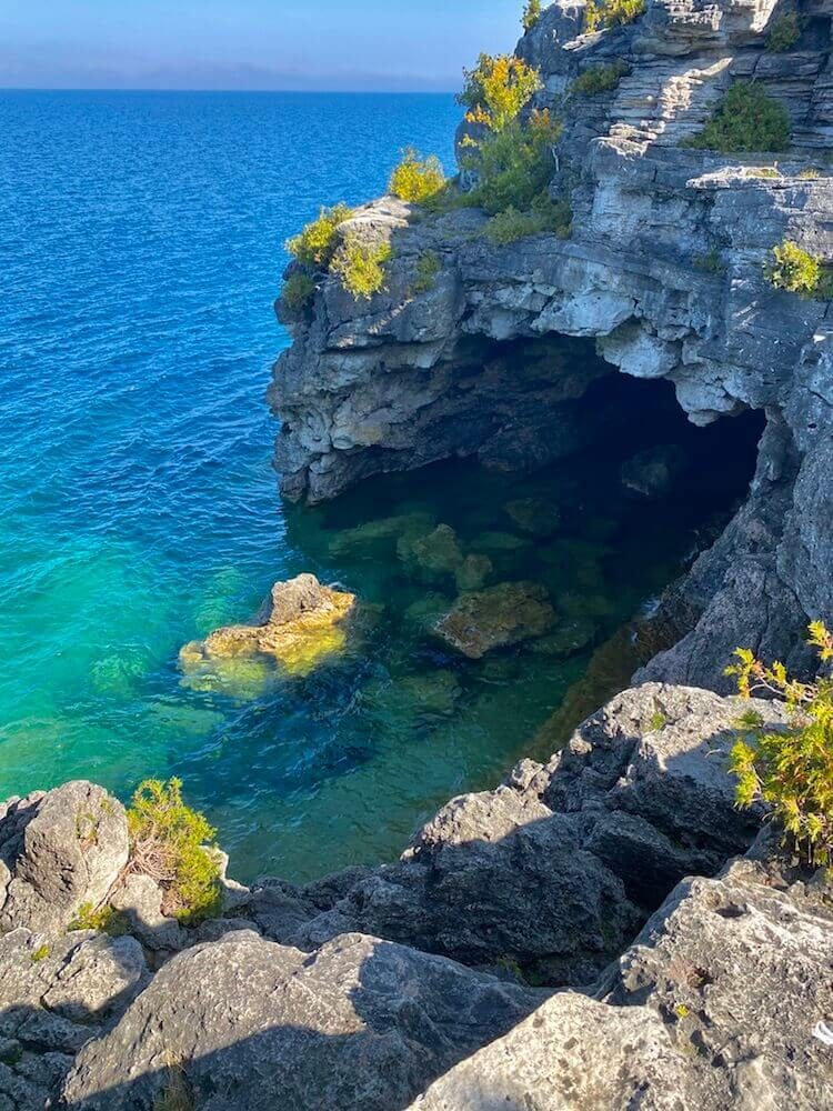 Bruce Peninsula National Park: The Grotto