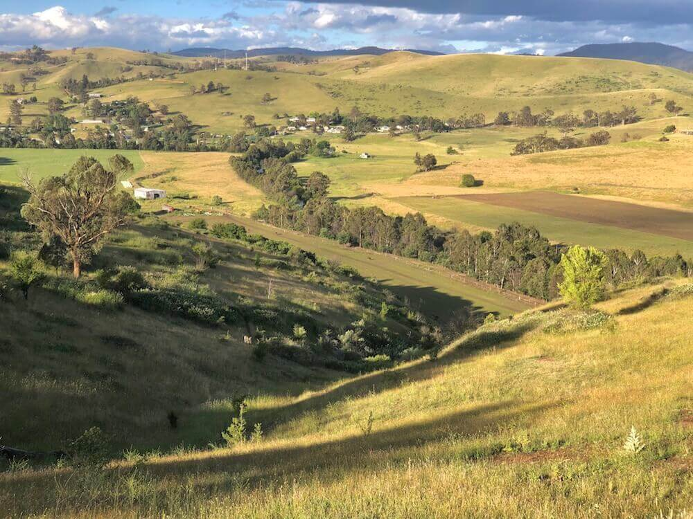 Buchan cave Reserve, Victoria: Known for its fields and deep caves.