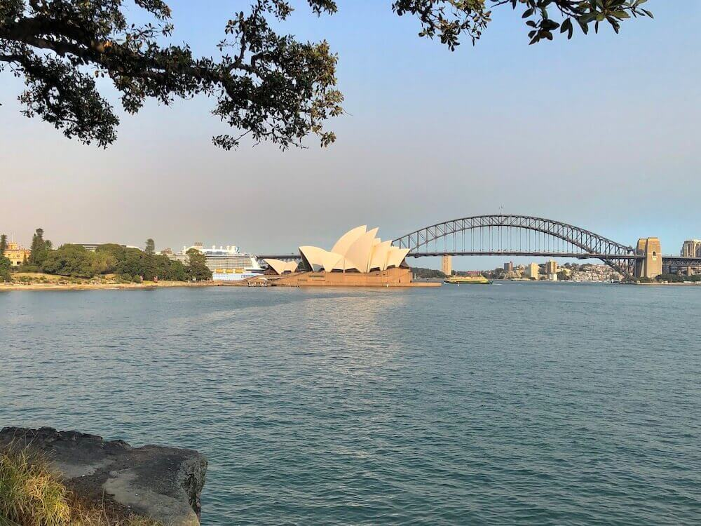 Sydney, New South Wales: The Opera and its well known architecture