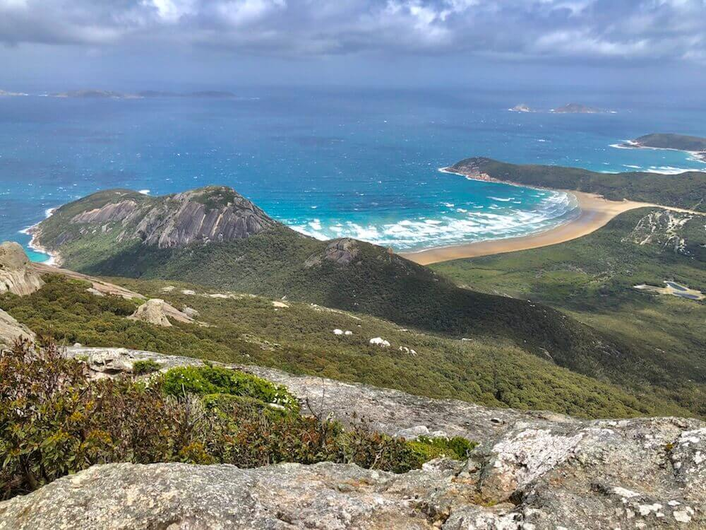Wilsons Promontory National Park, Victoria: The view from Mount Oberon
